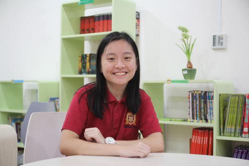 Võ Đăng Thảo Nguyên đạt thành tích đáng kể ở học sinh tuổi độ tuổi 14-15