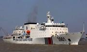 Hải cảnh Trung Quốc diễn tập 7 ngày trên Biển Đông