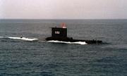 Tàu ngầm Thổ Nhĩ Kỳ phóng ngư lôi bắn vỡ tàu mục tiêu trên Biển Đen