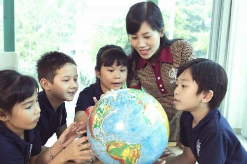Học sinh sẽ được khám phá thế giới xung quanh ngay từ nhỏ.