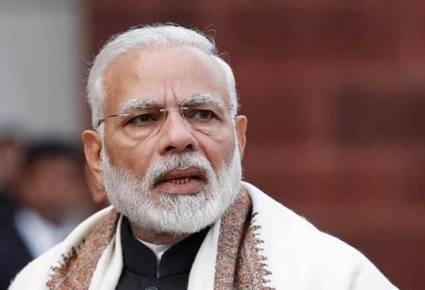 Thủ tướng Ấn Độ Narenda Modi. Ảnh: Reuters.