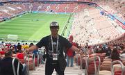 Người Việt ở Nga hòa cùng không khí World Cup