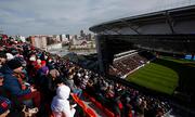 Khán đài 'như bắc từ trên trời' tại sân vận động World Cup Nga