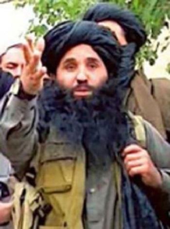 Mullah Fazlullah, thủ lĩnh Taliban Pakistan. Ảnh: Reuters.