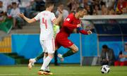 World Cup có VAR sao Ronaldo vẫn Än vạ Äược phạt Äá»n?