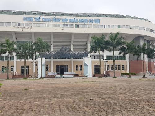 Sáng mai (17/6), thành phố Hà Nội sẽ công bố dự án bãi xe ngầm tại Cung thể thao Quần Ngựa. Ảnh: Võ Hải.