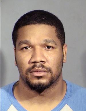 Nghi phạm Trotter trong vụ sát hại hai người Việt ở Las Vegas. Ảnh: AP.
