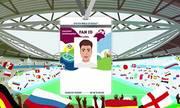 Thẻ Fan ID - hành trang không thể thiếu của CĐV tại World Cup 2018