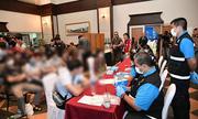 Thái Lan bắt 15 nghi phạm Việt hành nghề móc túi ở Bangkok