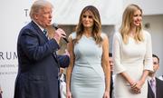 Vợ và con gái Tổng thống Trump vào danh sách mỹ nhân thế giới