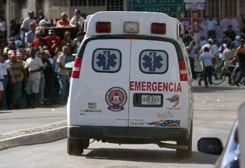17 người chết trong vụ giẫm đạp ở Caracas. Ảnh: RT.