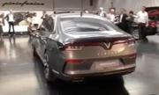 Hai mẫu ôtô VinFast xuất hiện thực tế