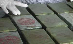 Lào Cai bắt giữ hai nghi phạm vận chuyển 23 bánh heroin