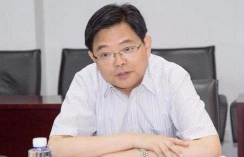 Tổng giám đốc CSIC Sun Bo. Ảnh: Twitter.
