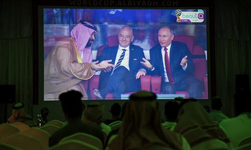 FIFA tố kênh truyền hình Arab Saudi phát lậu World Cup