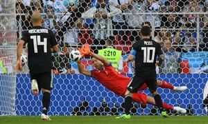 Kết quả ngày 3 World Cup 2018