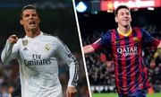 Messi chỉ giỏi loanh quanh ở Barca
