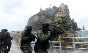 Hàn Quốc tập trận tại đảo tranh chấp, Nhật phẫn nộ