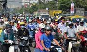 Hà Ná»i, Sài Gòn cấm xe máy sẽ hết tắc ÄÆ°á»ng?