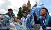 Văn hóa và sắc màu Nam Mỹ tràn ngập thủ đô Nga