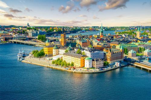 Một góc Stockholm. Ảnh: Flixbus