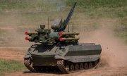 Màn ra mắt đáng thất vọng của robot chiến đấu Nga tại Syria