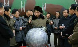Quyết tâm sở hữu vũ khí hạt nhân của gia tộc Kim Jong-un