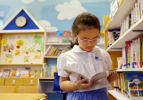 Bộ trưởng Giáo dục đề nghị Hà Nội trao quyền tự chủ tuyển sinh đầu cấp cho các trường ngoài công lập. Ảnh: Quỳnh Trang.