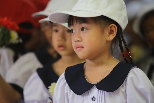 Năm nay, TP HCM tiếp tục chủ trương không nhận học sinh trái tuyến ở các quận, huyện. Ảnh: Quỳnh Trần.