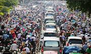 'Cấm xe máy ở Hà Nội, Sài Gòn là giải pháp đột phá'