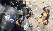 Thêm nhiều người bị bắt vì tấn công cảnh sát ở TP HCM