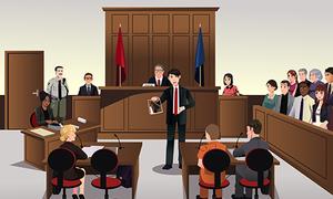 Sự khác biệt trong xử án của thẩm phán thuộc hai hệ thống luật