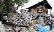 Bé gái 9 tuổi thiệt mạng trong trận động đất ở Nhật Bản