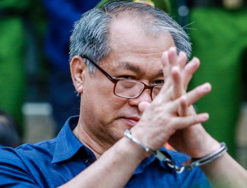 Ông Phạm Công Danh. Ảnh: Thành Nguyễn.