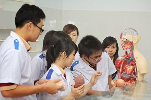 Đại học Y Hà Nội dự kiến mở rộng diện tuyển thẳng năm 2018. Ảnh minh họa.
