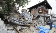 Chưa có thông tin về người Việt gặp nạn trong động đất Osaka