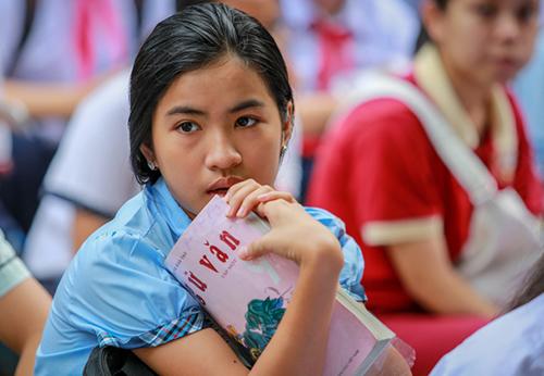 Hà Nội sẽ đổi mới phương thức thi vào lớp 10 từ kỳ tuyển sinh năm học 2019-2020. Ảnh minh hoạ: Thành Nguyễn.