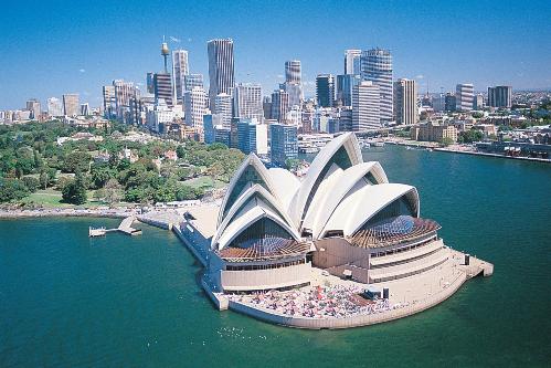 Australia có khí hậu ấm áp, thích hợp cho học sinh Việt Nam.