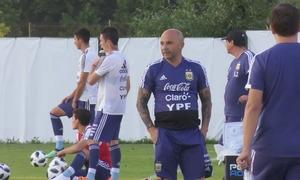 Argentina chịu áp lực lớn khi chuẩn bị đấu Croatia