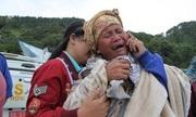 Lật thuyền ở Indonesia, hàng chục người mất tích