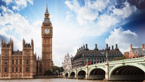 Anh quốc là điểm đến hấp dẫn với nhiều học sinh.
