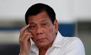 Duterte nói không muốn chiến tranh với Trung Quốc vì không thể thắng