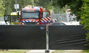 Tài xế lao xe tải vào đám đông Hà Lan ra đầu thú