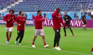 Ai Cập trông đợi vào sự dẫn dắt của Salah trong đối đầu tuyển Nga