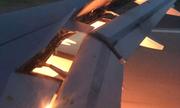 Nga điều tra vụ động cơ máy bay chở đội Arab Saudi phụt lửa