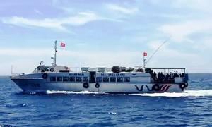Điều máy bay, tàu cao tốc đưa đề thi THPT quốc gia ra các huyện đảo