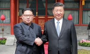 Cách Kim Jong-un đền đáp Tập Cận Bình khi gặp Trump