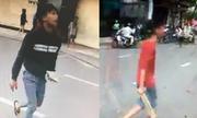 Bốn người bị khởi tố vì đập xe cảnh sát, ôtô buýt ở TP HCM
