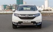 Xe về không đủ, Honda CR-V tăng giá 10 triệu đồng