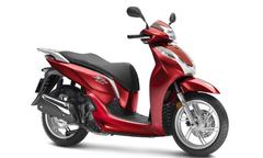 Honda SH300i mới giá 269 triệu đồng tại Việt Nam